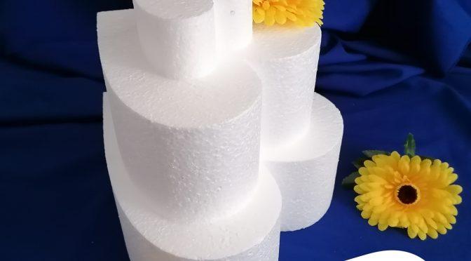 Stiropor torte
